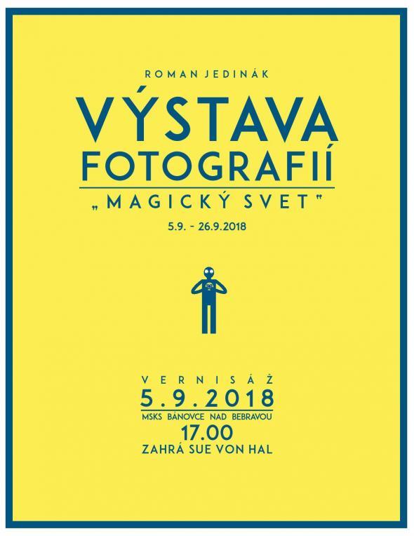 e140201b2 Magický svet - výstava fotografií